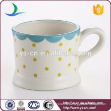 Taza personalizada de encargo personalizada de cerámica