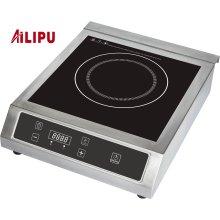 Ресторан 3500W использовать сталь индукция cooktop нержавеющей для рынка Индии