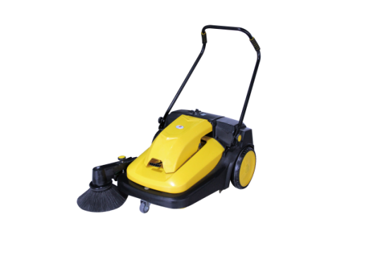 Hand-Push Electric Sweeper