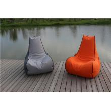 Bolsa de frijoles al aire libre bolsa de frijol de sofá bolsa de frijol de tela de acrílico
