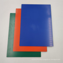 5mm ACP Aluminum Composite Panel with PE Coated Fluorocarbon Coatings
