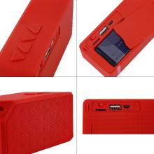 Mini altavoz portátil Bluetooth con batería descargable