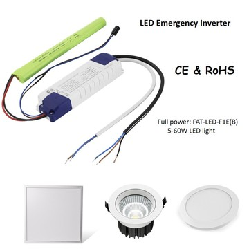 60W LED-Notfallpaket