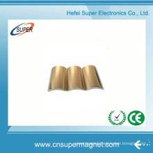China Arc Neodymium Motor Magnets