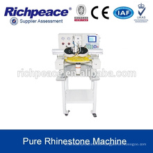 Richpeace compacta compacta pura máquina Rhinestone