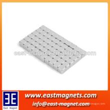N35 quadratisch gesinterter Neodym CD / DVD Spieler Magnet