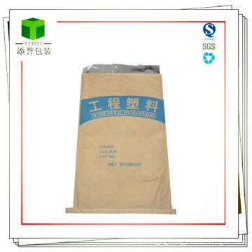 Aluminium Foil Compound Paper Bag for Engineering Plastic