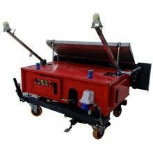 Автоматическая штукатурная машина для стен