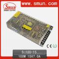 Alta Qualidade 100W 15V 6.7A Switch Power Supply S-100-15