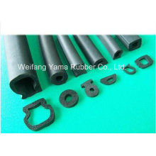 Foaming Strip Made in EPDM & Silicone Rubber for Doors and Windows Sealing/ Strip