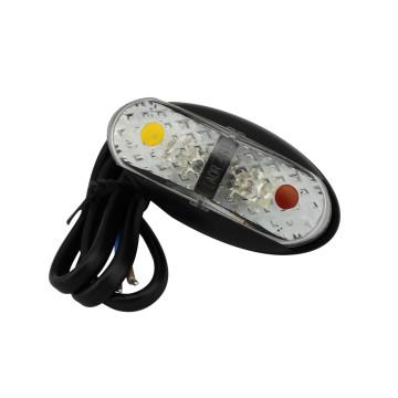 Multivolts LED Side Marker Light for Truck Trailer
