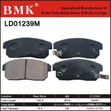 Premium Bremsbelag (D1239M) für Nissan