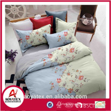 Amazon hot selling 100% polyester quilt and quilt cover