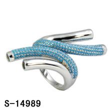 2016 Dernière conception de bijoux en laiton anneau (S-14989)