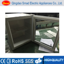Hotel Minibars Mini Glass Door Refrigerator with Lock