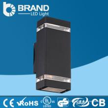 Waterproof IP65 Outdoor 2X6X1 Watt 12W Led Wall Light