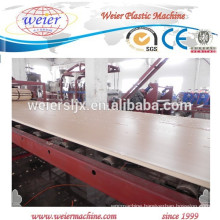 2014 NEWLY PVC WPC FOAMED PLATE EXTRUSION LINE