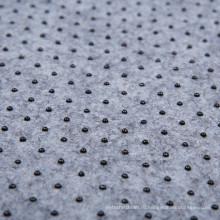 Лента черного цвета с термоплавким пластиковым покрытием