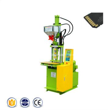 Standard SD Card Vertical Injection Moulding Machine