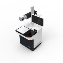 uso de máquina de marcação a laser