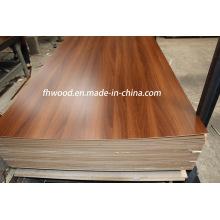 Chinese Melamine Faced MDF (Medium-density Fibreboard) for Furniture