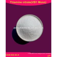Thiaminnitrat (VB1 Mono) Pulver, Vitamin B1Mono / 532-43-4 / USP Klasse