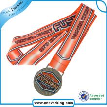 Les lanières conçues par mode d'OEM pour des médailles