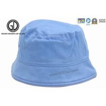 Custom 100% Cotton Good Blank Simple Kids Baby Bucket Hat