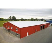 Steel Structure Farm Storage Building (KXD-SSB1251)