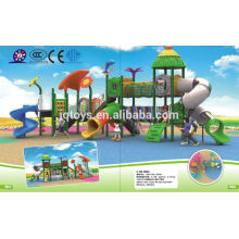 leaves shape Outdoor playground equipment