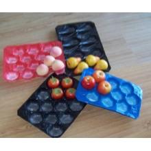 Пищевая промышленность Упаковка оптом одноразовые пластиковый лоток с Разделителями
