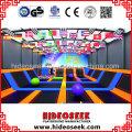 Wunderschöne Chidlren Trampolin Park für Indoor