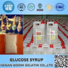 2015 Top Qualität Süßstoff USP Glukosesirup 80%