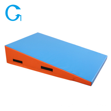 Gymnastik Incline Mat Cheese Wedge Skill Shaped Mat