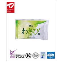 casher 2.5g wasabi pâte chine fournisseur