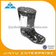 Botas de lluvia de PVC baratos para niños