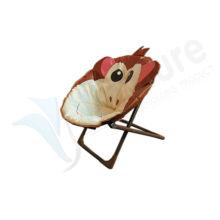 Nouveau Style Pas Cher Portable Pliable de Bande Dessinée Enfant Lune Chaise \ Tissu Confortable Enfants Siège Chaise \ Divers Style Animal Enfants Chaise
