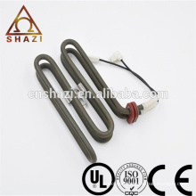 stainless steel tube heating element for washing machine