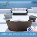 Wicker Outdoor Garden Leisre soffa