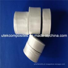 0.12mm espessura 25 milímetros largura Fibra de vidro fita para cabo