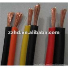 PVC-Isolierung Kupferdraht für elektrische Lüfter Klimaanlage verwenden