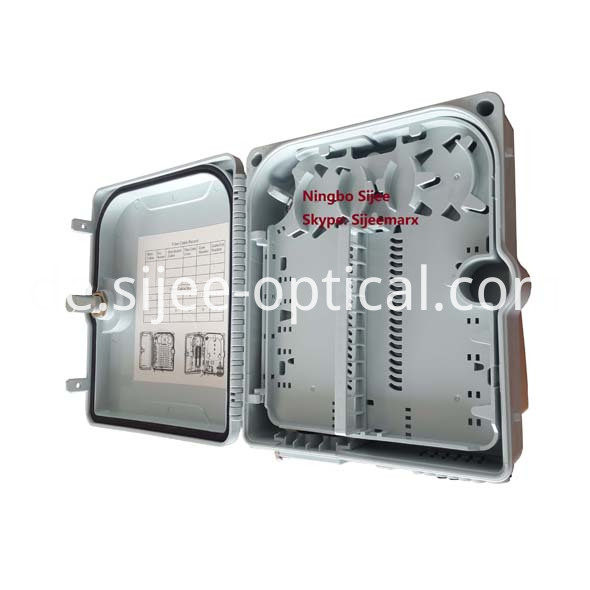 Fiber Optic Junction Terminal Box