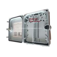 Waterproof 12 Port Fiber Optic Junction Terminal Box