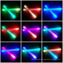 6 modes foam glow stick led sabers