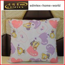 Almofada dos desenhos animados animal imagem impressão travesseiro (EDM0263)