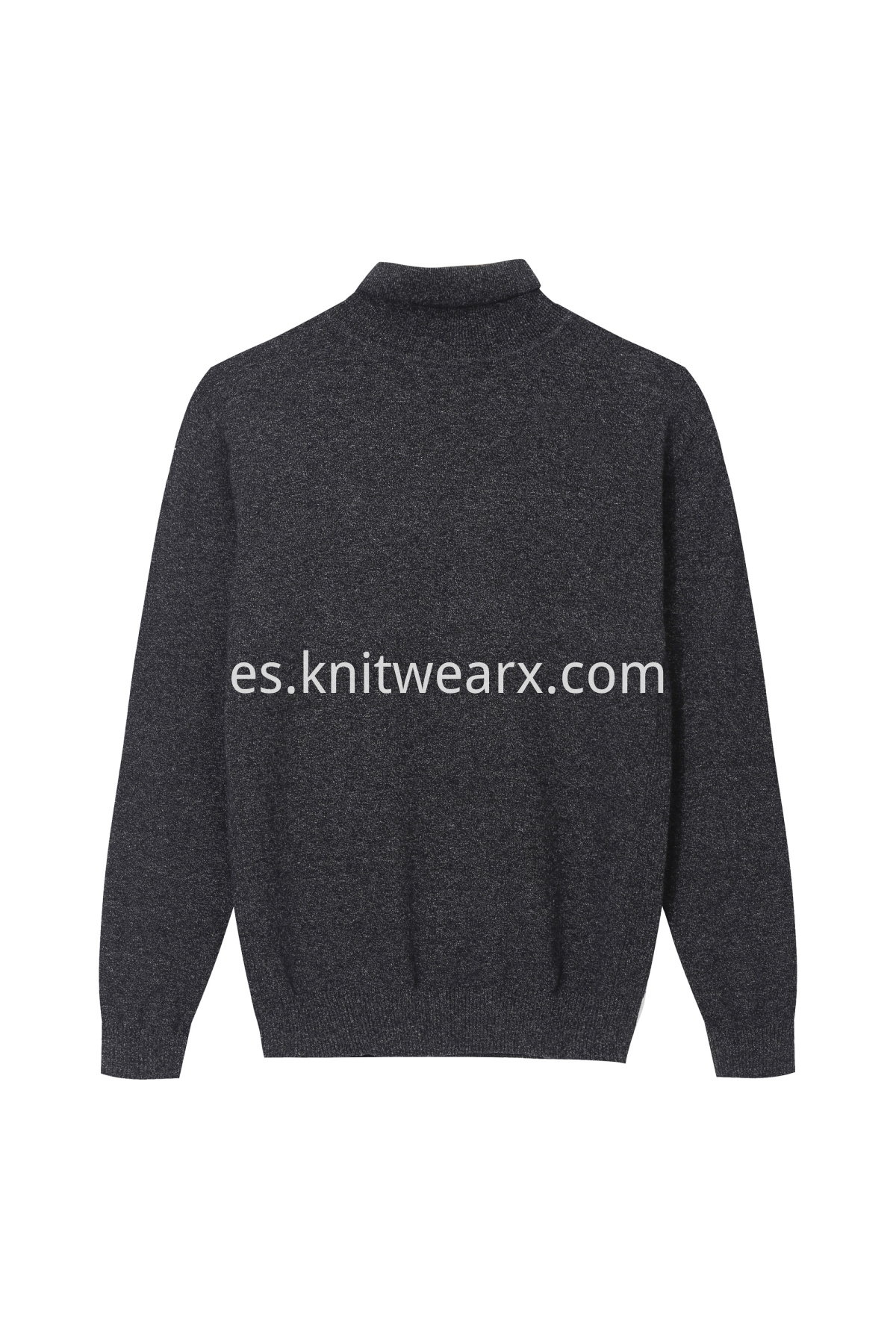 Men's Hans Roll Neck Knitwear Pullover