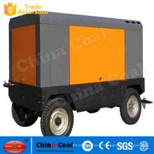 Mine use four cylinder compressor