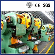 Pressão mecânica de alimentação, C-Frame Punch Press, Máquina de perfuração mecânica, Pressão de perfuração excêntrica (J23 Series)