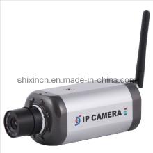 H. 264 420tvl Boîte sans fil intérieure IR Night IP Camera (IP-338HW)