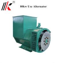 80kw 100kva automatische bürstenlose generator generator preise dynamo preis indien